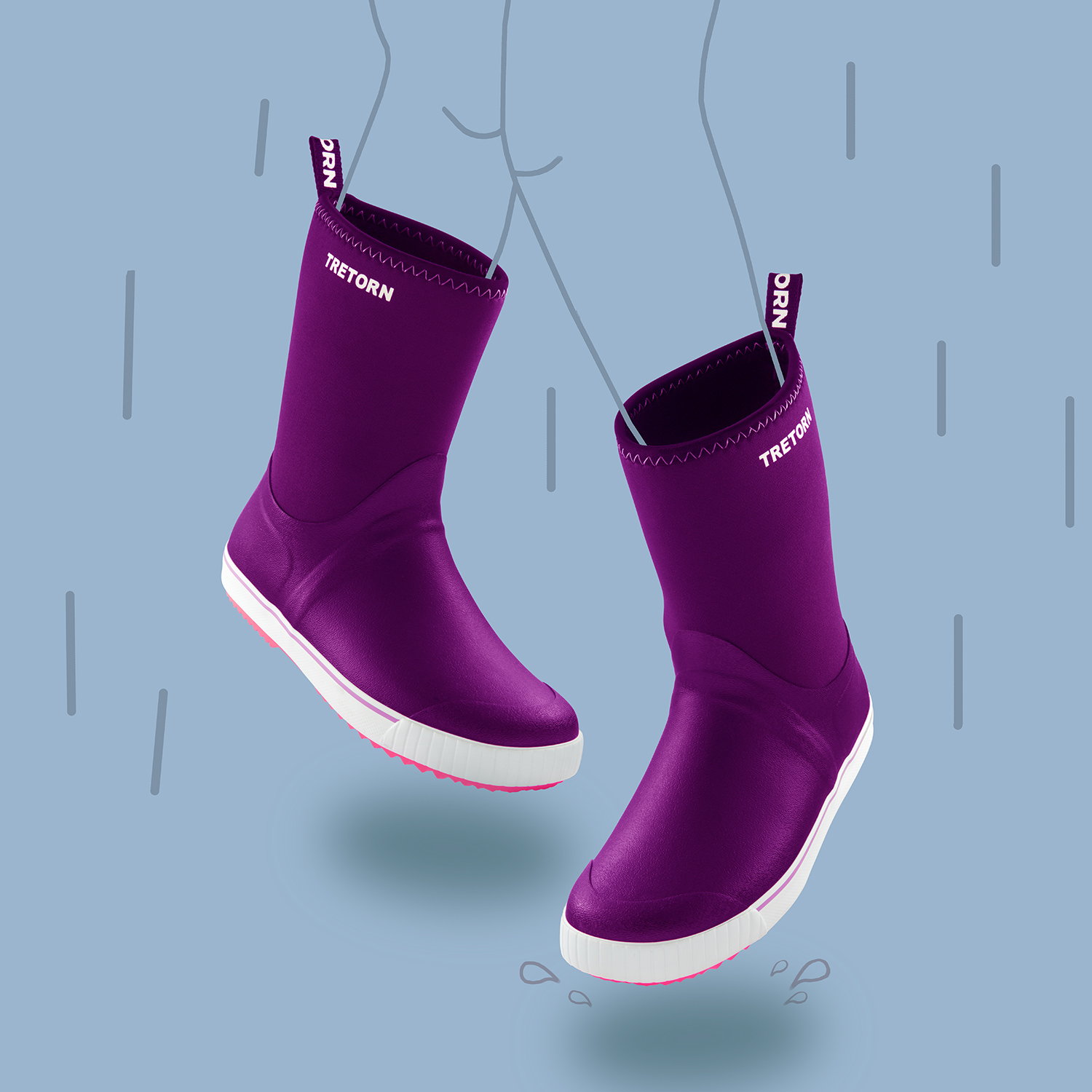 creative-fun-rain-boots-ecommerce-photography